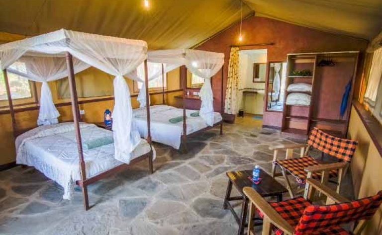 Hotel Tsavo East National Park
