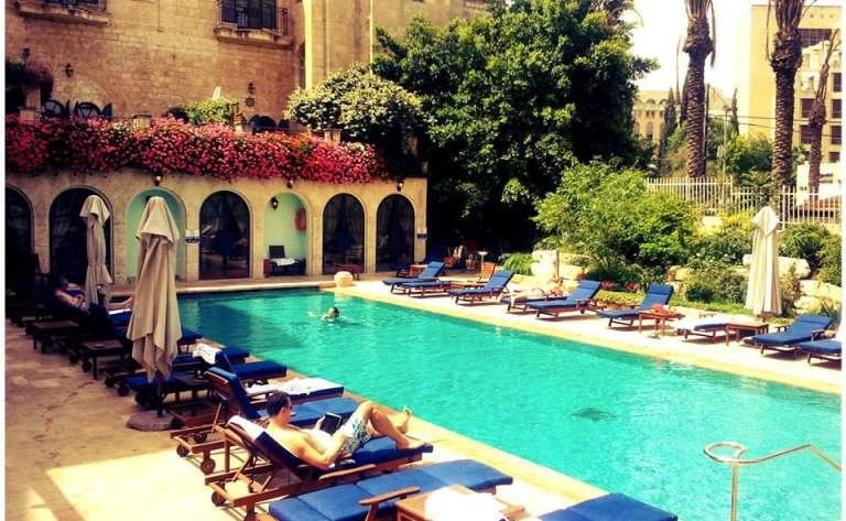 Hotel Jérusalem