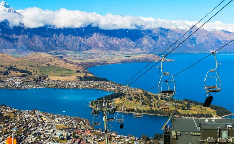Skyline Gondola & Restaurant à Queenstown
