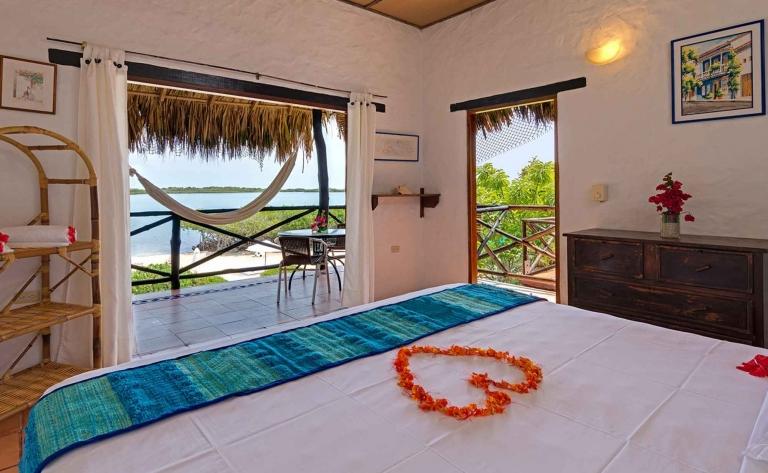 Hotel Baru island
