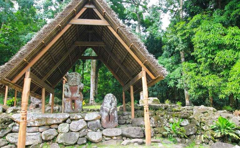 Vallée de Puamau & site de Iipona - Journée complète, déjeuner inclus