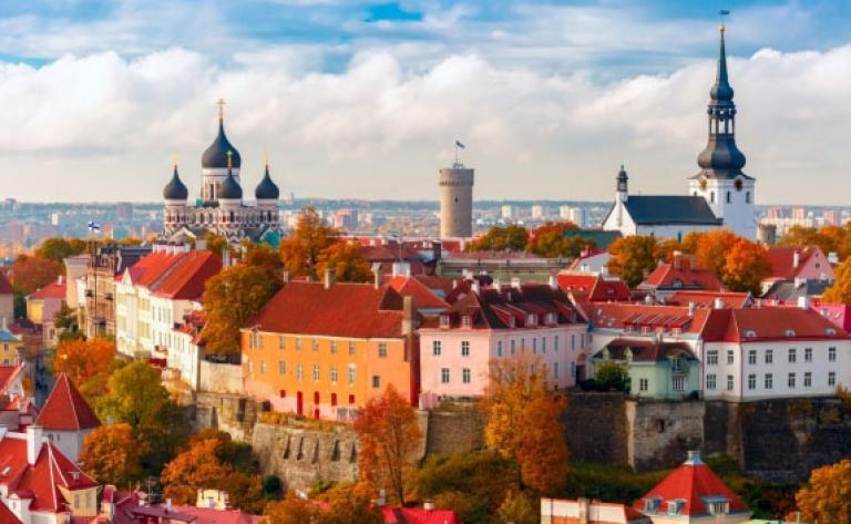 Visite guidée de Tallinn à pied