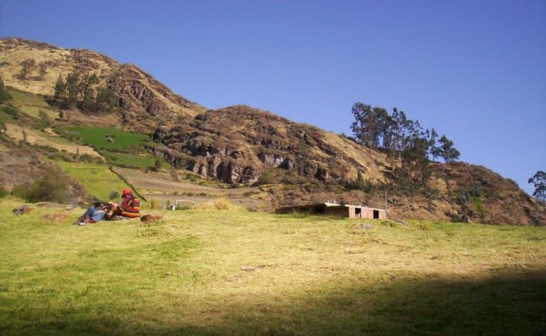 Terrasses agricoles incas