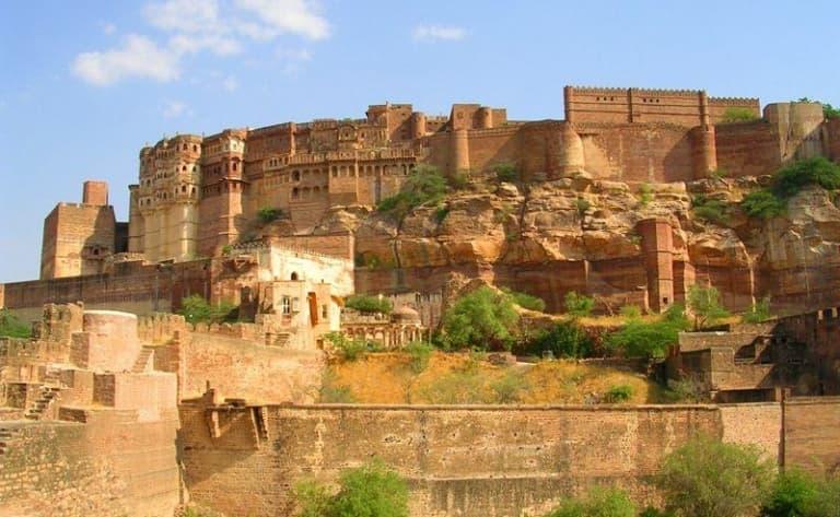 Jaipur, la ville rose