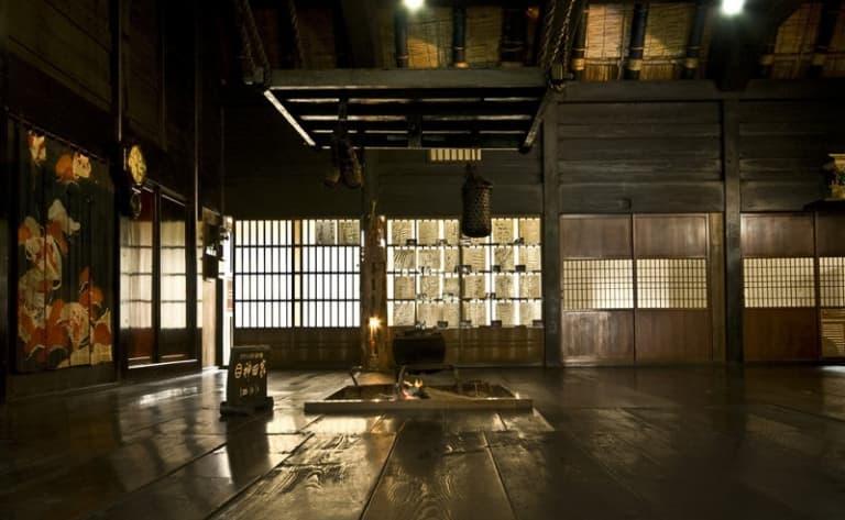 Visite du musée des arts populaires Kusakabe
