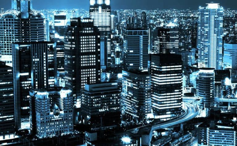 Découverte d'Osaka