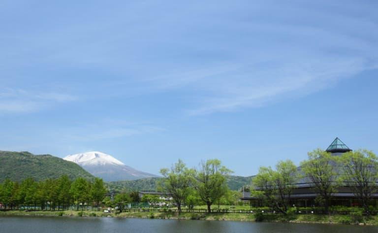 Karuizawa, la porte des Alpes japonaises