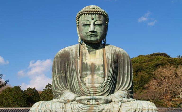 Le grand Bouddha de Kamakura