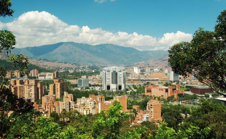 Medellin, ville de Botero