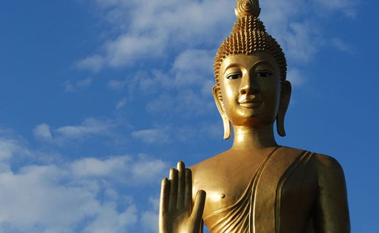 Bouddha en bronze de Phitsanulok