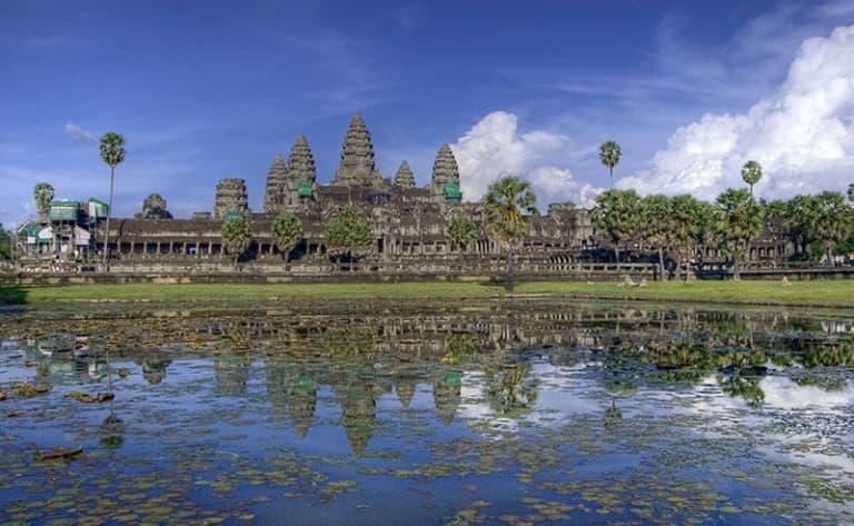 A l'horizon, le Cambodge !