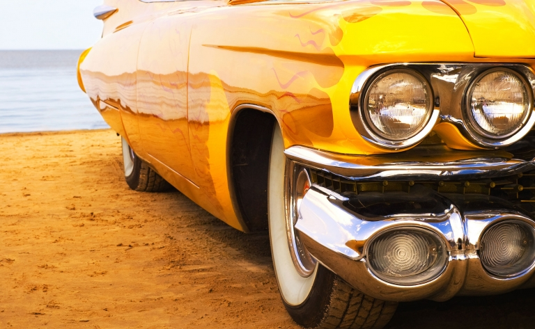 Visite du Cadillac Ranch