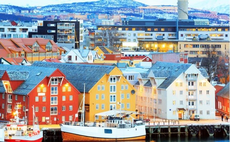 Passionnants musée de Tromso