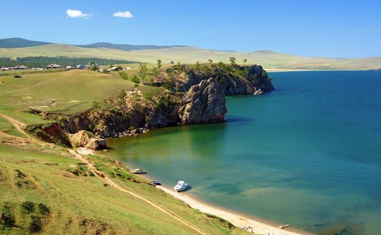 Vers le cœur et l'âme du Lac Baïkal !