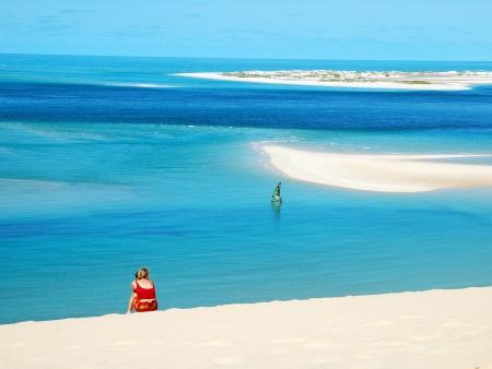 Dernière journée sur les plages du Mozambique