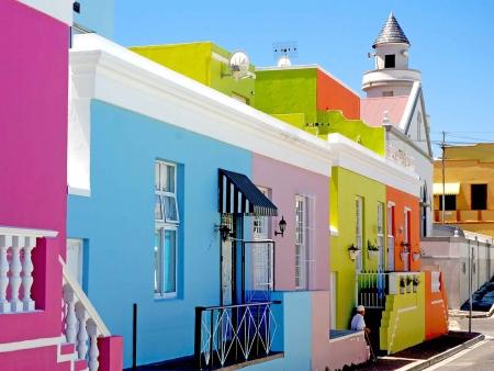 Dernières visites à Cape Town et envol pour l'Europe.