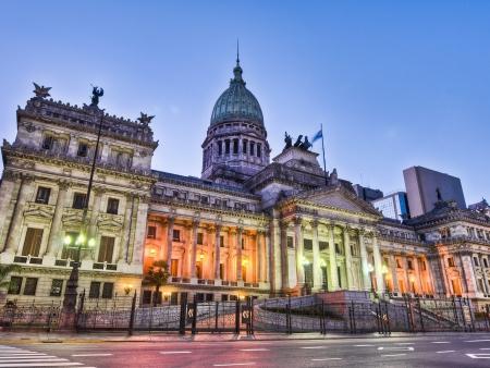 Arrivée à Buenos Aires, capitale culturelle