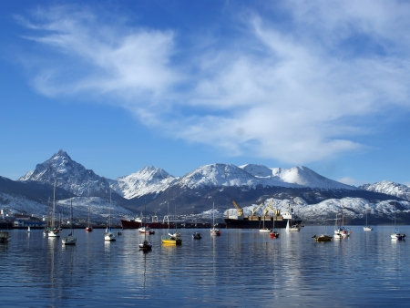 Ushuaia, la ville la plus australe