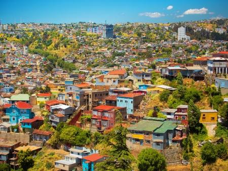Escapade à Valparaiso