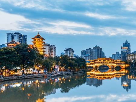 Retour à Chengdu, capitale du Sichuan