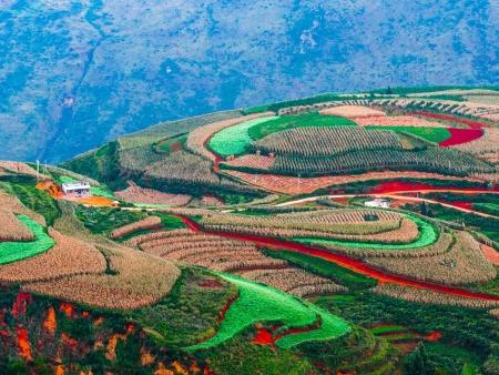 Kunming, ville du printemps éternel