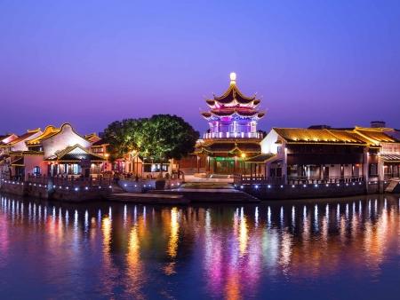 Jardins d'eau de Suzhou