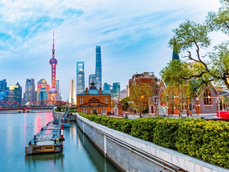 L'effervescence de Shanghai