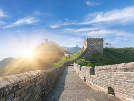 Evasion sur la Grande Muraille