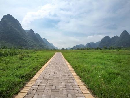 Yangshuo en liberté et découverte de Guilin