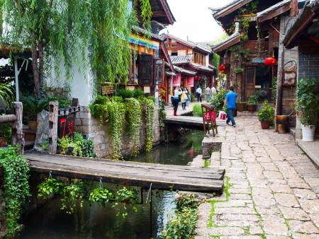 Grottes bouddhistes et coutumes du Yunnan