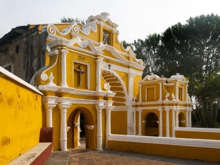 Antigua, cité coloniale