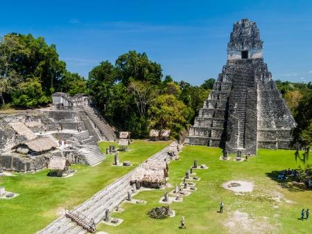 Tikal : merveille du monde Maya