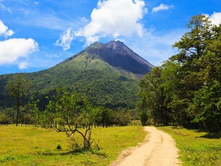 A l'assaut du volcan Arenal