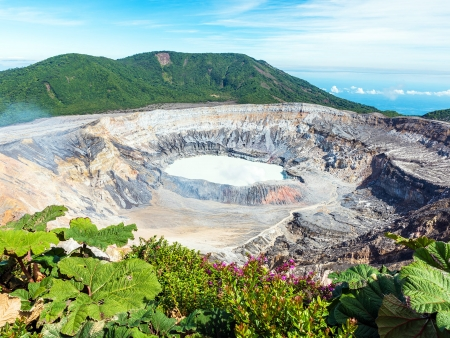 Bienvenue au Costa Rica !