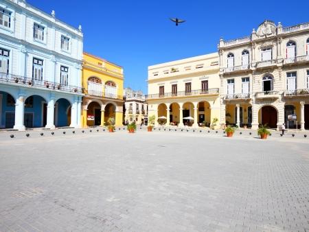 Premiers pas à La Havane