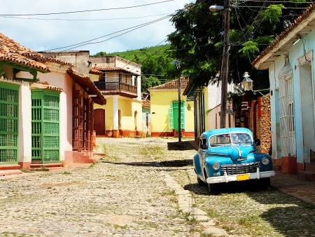 Trinidad : une architecture de rêve !