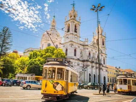 Lisboa: tramway, rues pentues et pasteis de nata!