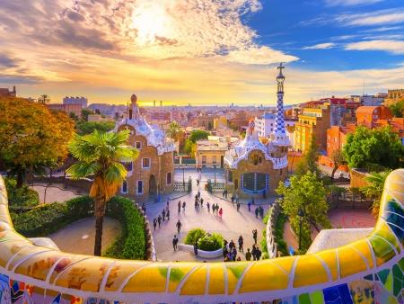 Sur les traces de Gaudí …