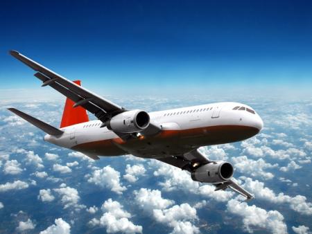 Départ de Pékin sur vol régulier Air China