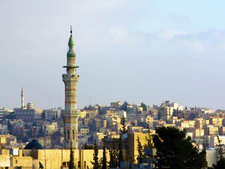 Bienvenue en Jordanie !