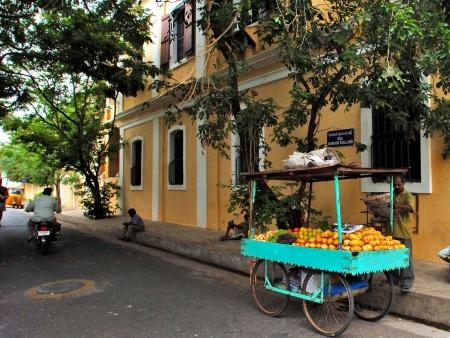 Pondichéry, symbole de la France « aux Indes »