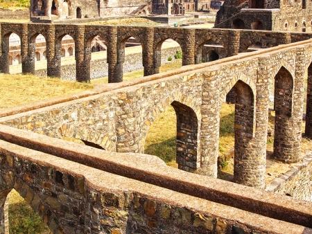 Découverte du site archéologique de Mandu et de la mosquée Jama Masjid