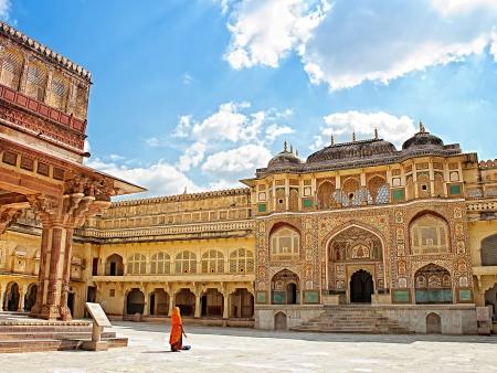Jaipur : je vois la vie en rose…