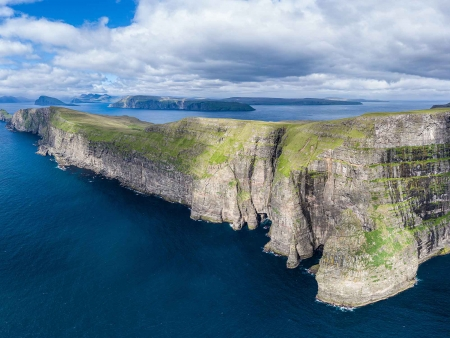 Découverte de l'île de Sandoy