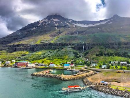 Cap sur les fjords de l'Est