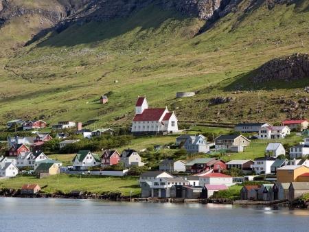 Suðuroy, aux confins des Féroé