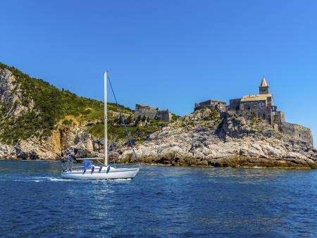 Les Cinque Terre en bateau