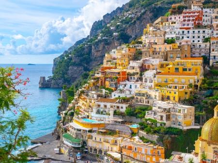 Praiano, Positano et Sorrento : un trio haut en couleur