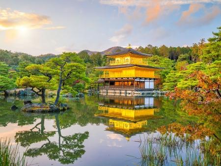 Les temples de Kyoto