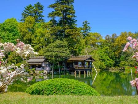 Kanazawa et son sublime jardin